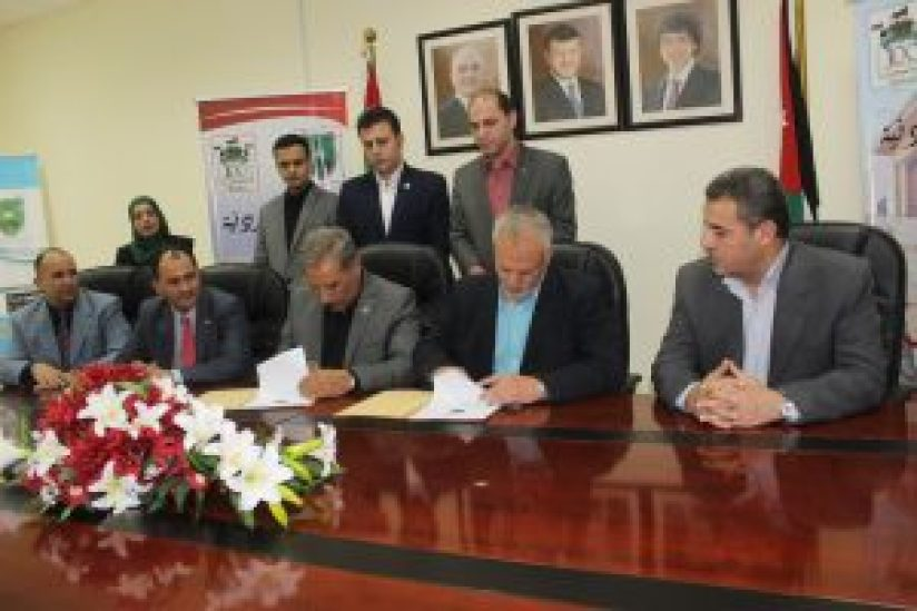 تعاون بين الجامعة الأردنية فرع العقبة وأكاديمية مباشر للتدريب