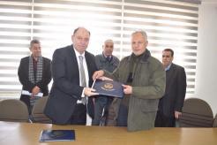 أكاديمية مباشر توقع اتفاقية مع جامعة اربد الاهلية