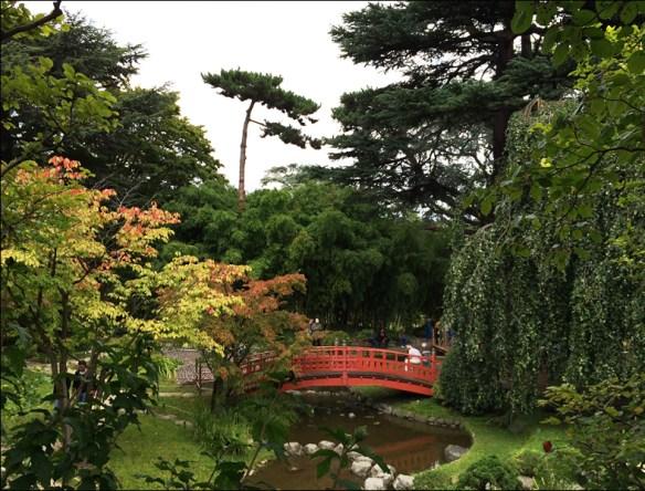 Albert Kahn's garden; pic; Cynthia Rose