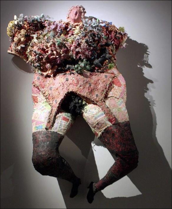 Prostitute, Niki de Saint Phalle; pic: Grand Palais/RMN