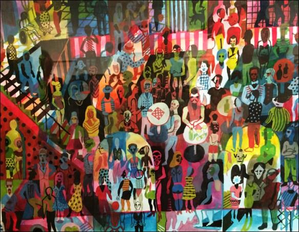 Brecht Evens at Galerie Martel; © Brecht Evens/Galerie Martel