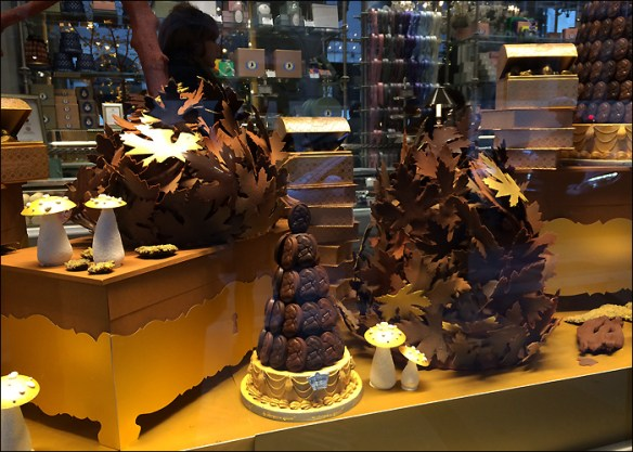 Christmas chocolates; pic: Cynthia Rose