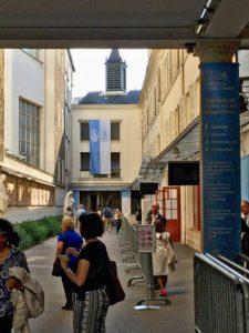 Entry Hall, Notre Dame de la Médaille Miraculeuse - the Assumption of Mary