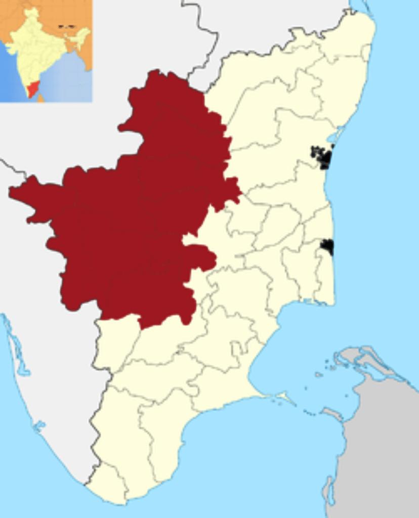 kongunadu