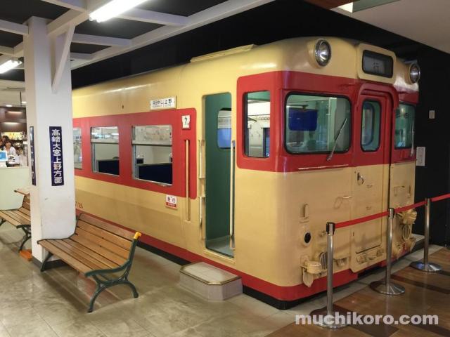 横川SA キハ57/58
