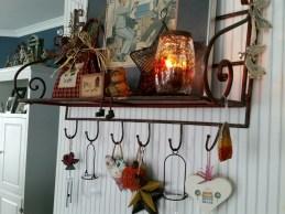 $15 shelf from Hobby Lobby ~