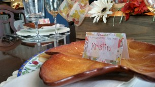 our thanksgiving table 2