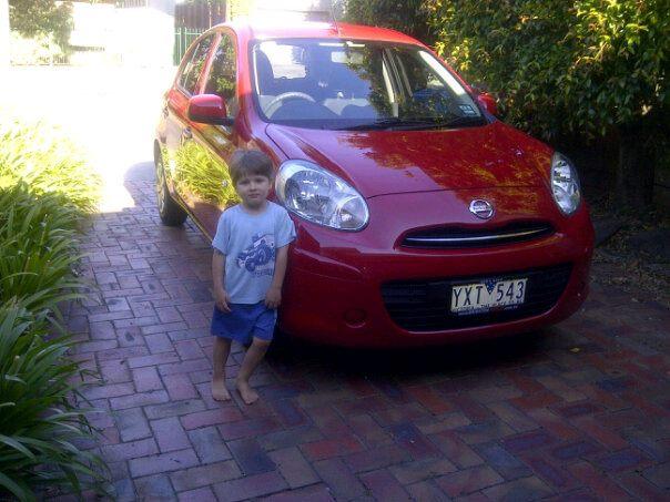 Move to Australia - humble beginnings