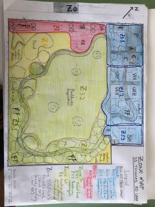 Zone design