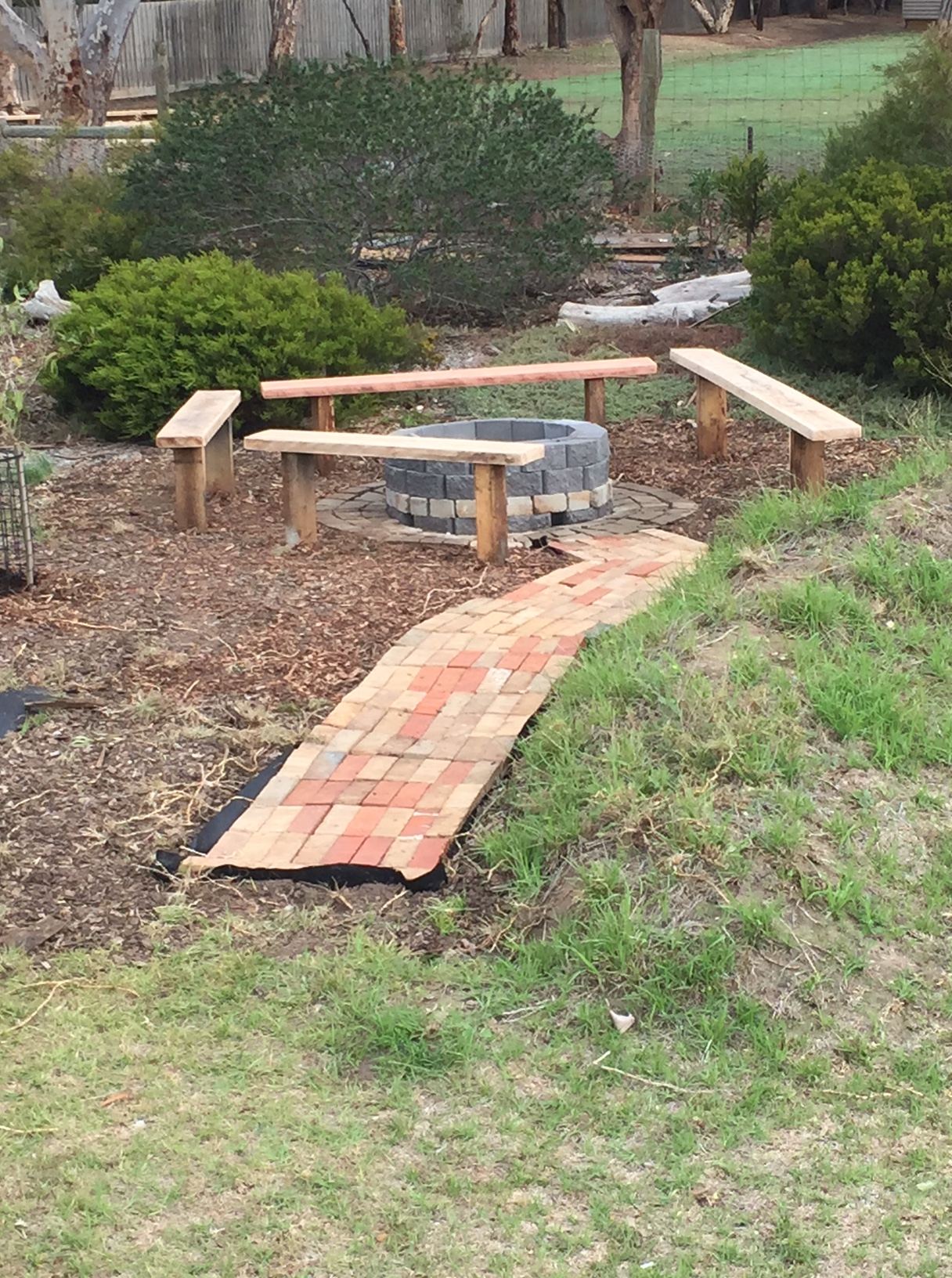 Fire – pit done 2