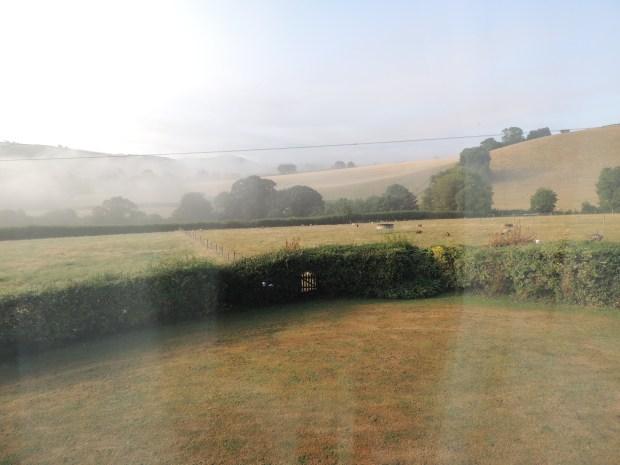 Dev - misty sunrise