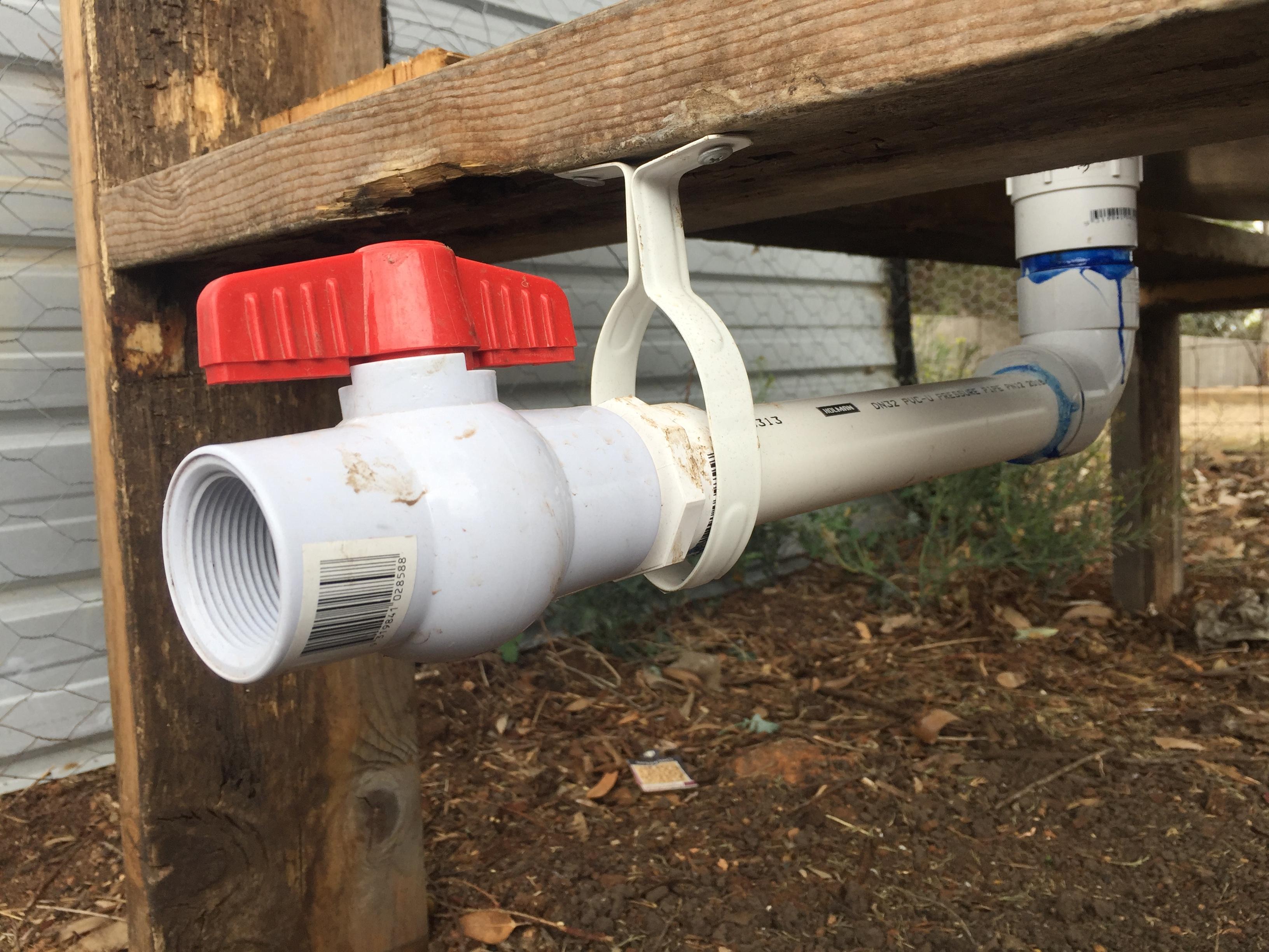 Worm – plumbing