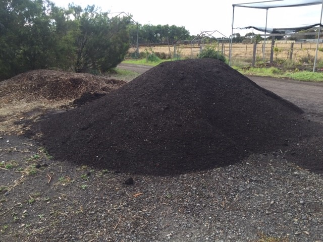 Compost – new at homeland