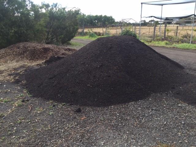 Compost – new at homeland