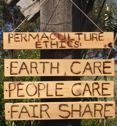 Sign – ethics amateur
