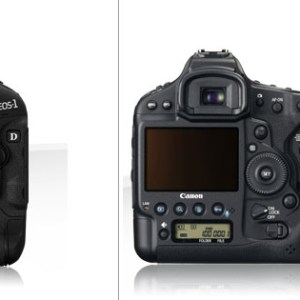 Canon EOS-1D 4k Camera