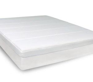 SensorPedic Luxury Extraordinaire 10-Inch Luxury Memory Foam Mattress, White, Queen