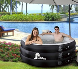 Palm Springs Inflatable Home Pro Classic Jet Spa