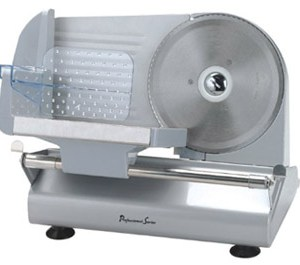 Continental PS77711 Professional Series Deli Slicer