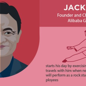 Jack Ma Morning Routine