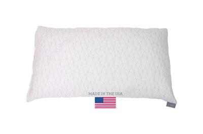 Adjustable Shredded Memory Foam Pillow