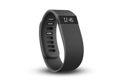 Fitbit Charge Wireless Activity Wristband, Black