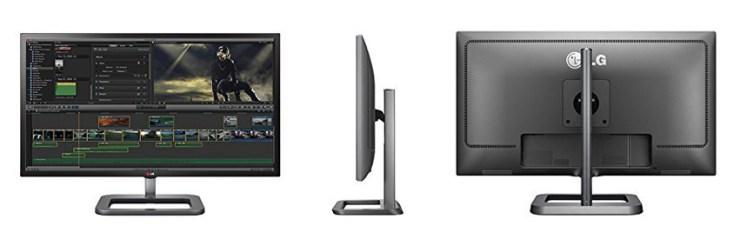 LG Electronics 31MU97Z-B IPS Digital Cinema 4K 31.0-Inch Screen LED-Lit Monitor