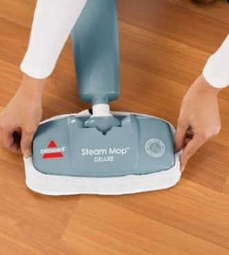 After reviewing various steam mops, we found that the BISSELL Steam Mop Deluxe Hard Floor Cleaner is The Best Steam Mop in the market right now.
