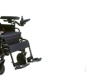 Drive Medical Cirrus Plus Folding Power Wheelchair with Footrest