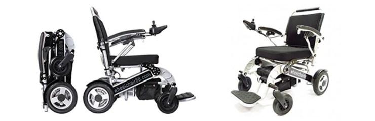 Foldawheel PW-1000XL Power Electric Wheelchair