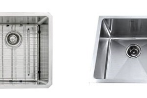 Kraus KHU102-33 Double Bowl Stainless Steel Kitchen Sink