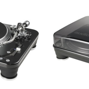 Audio-Technica AT-LP1240-USB Direct Drive DJ Turntable