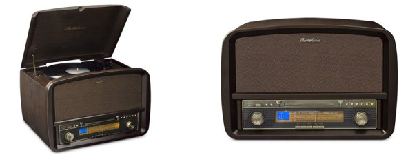 Electrohome EANOS700 Signature Vinyl Turntable