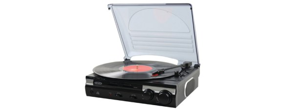Jensen JTA-230 Turntable