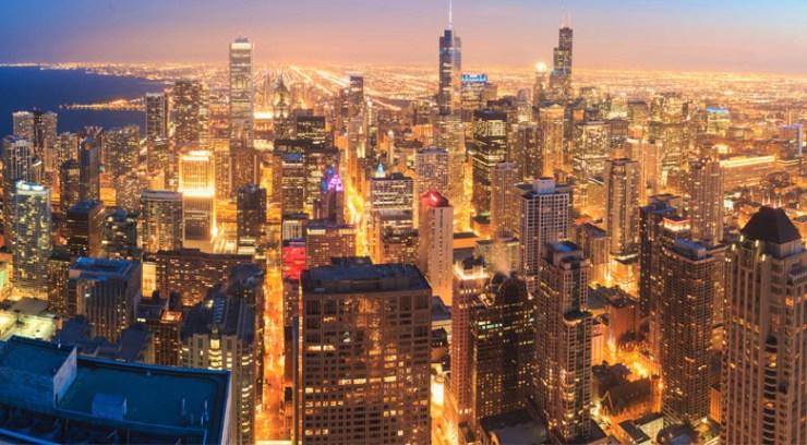 Chicago, USA GDP Ranking