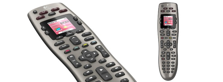Logitech Harmony 650 Infrared Universal Remote Control