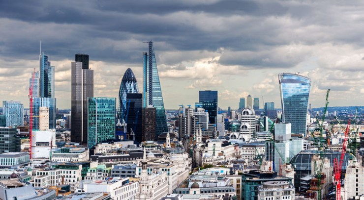 London, England Ranking by GDP