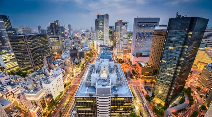 Osaka, Japan GDP Ranking
