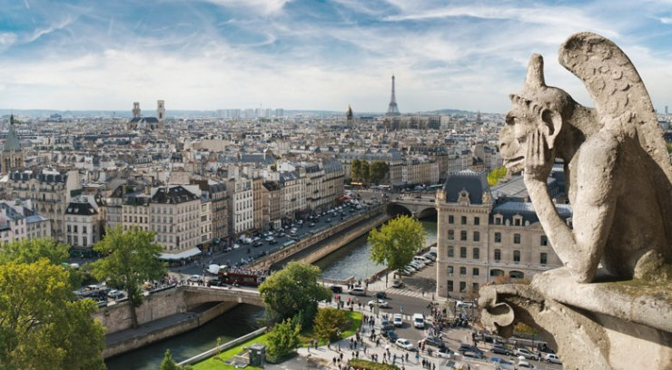 Paris, France Ranking by GDP