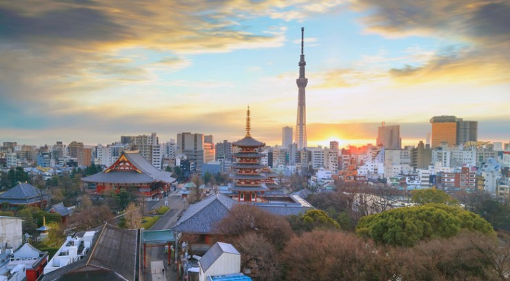 Tokyo, Japan GDP Ranking in the World