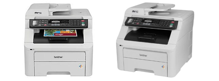 Brother MFCCW Wireless Color Printer