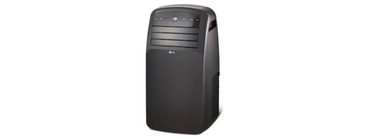 LG Electronics LP GXR BTU Portable Air Conditioner