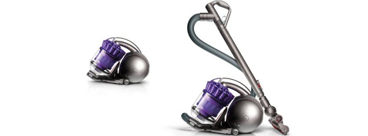 Dyson DC Animal canister Vacuum Cleaner