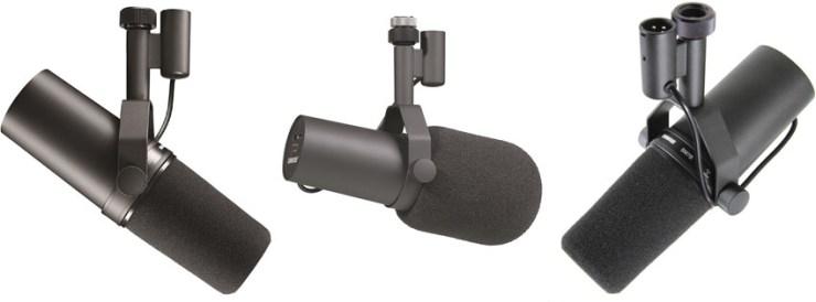 Shure SMB Vocal Dynamic Microphone