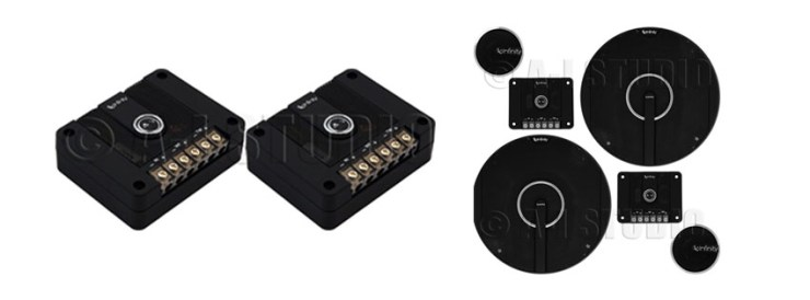 Infinity Kappa CS component speaker system