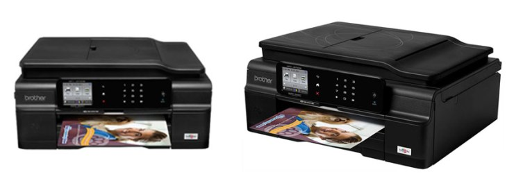 Brother MFC JDW Wireless Color Inkjet Printer