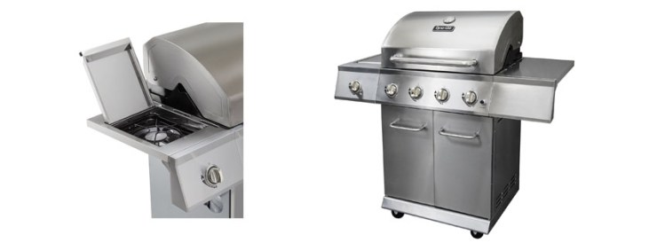 Dyna Glo DGE Series Propane Grill