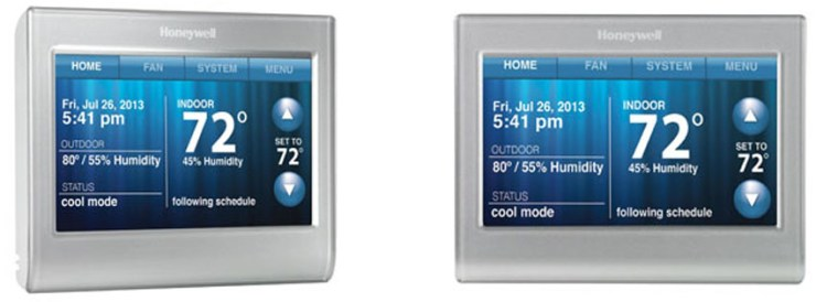 Honeywell Wi-Fi Smart Thermostat THWF