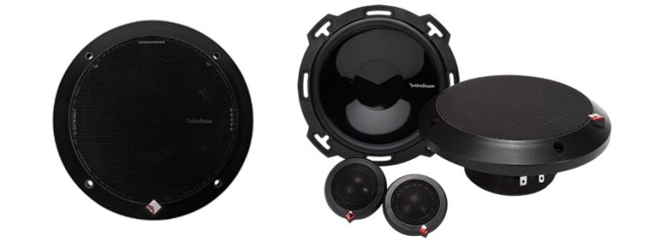 Rockford Fosgate P S Punch Series Car Audio Component System