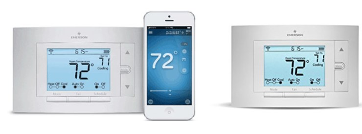 Sensi Wi-Fi Smart Programmable Thermostat FUWF